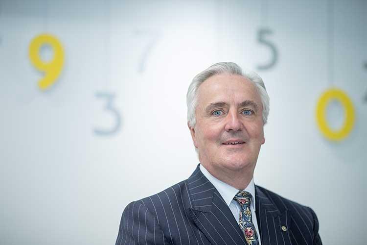 Michael Reid, managing partner, Meston Reid & Co