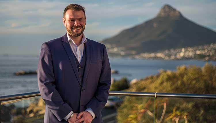 Jason Chidgey, Regional Director – Africa