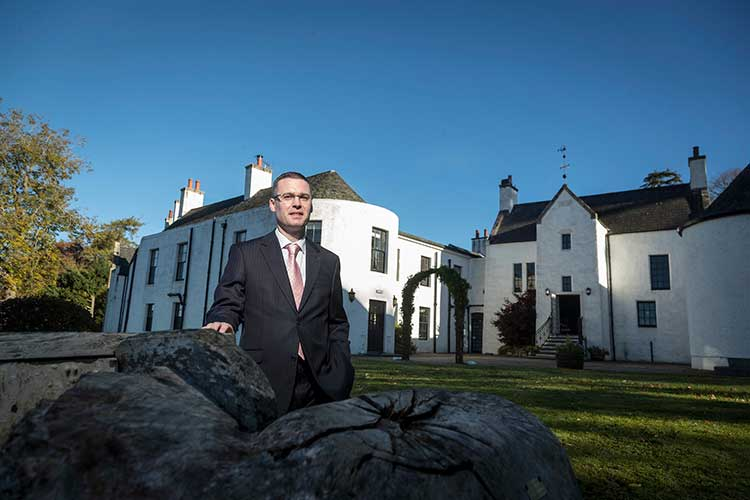Peter Walker joins Maryculter House as managing director.