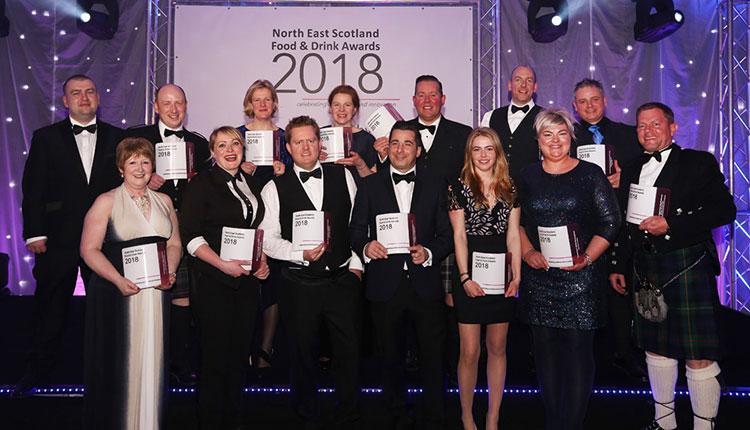The NESFDA winners from 2018