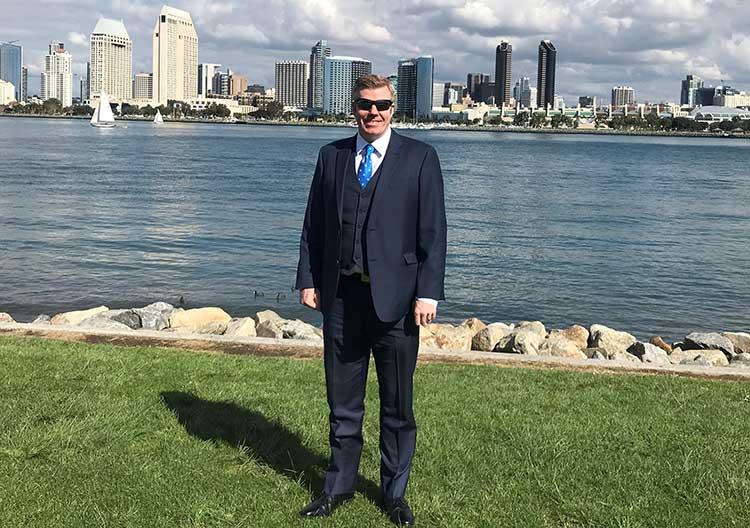 Alastair Caithness, CEO at Ziyen