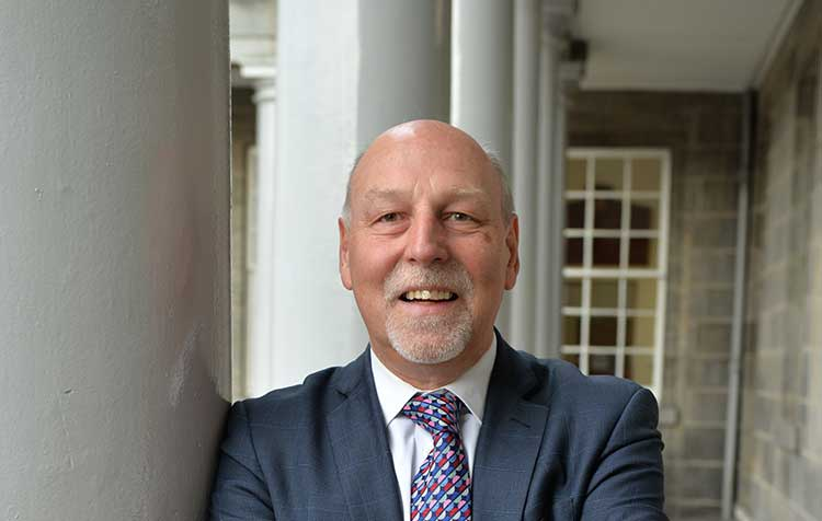 John Harris, Energy Director at Elevator
