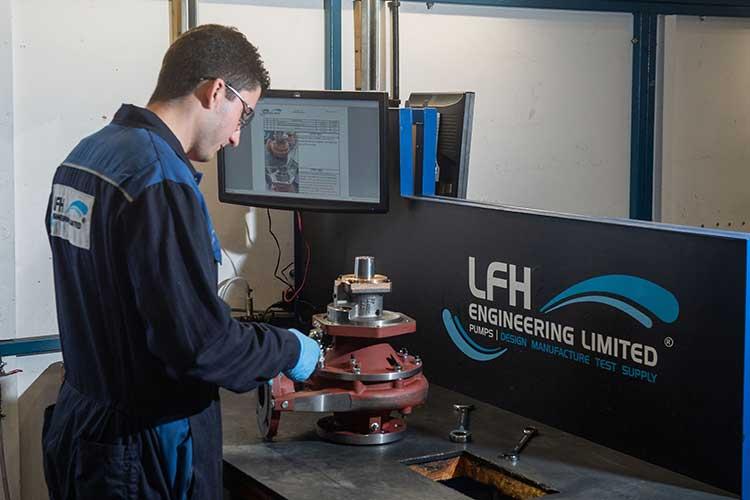 LFH Engineering workshop