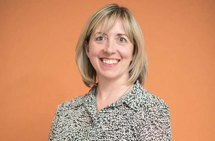 Susan Crighton, Director of Fundraising