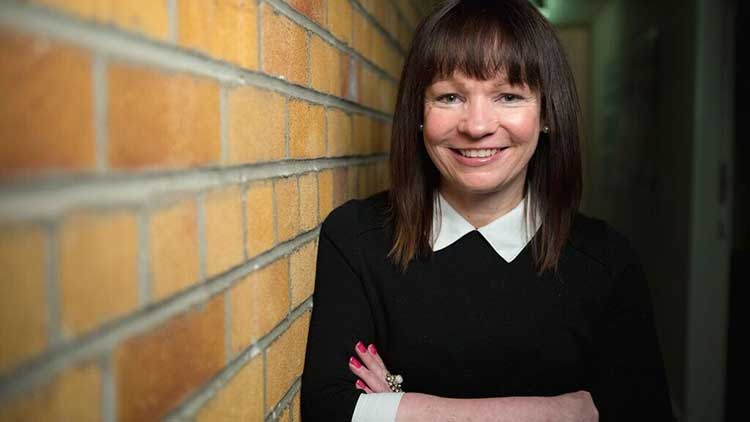 Dr Deborah O'Neil, CEO of NovaBiotics