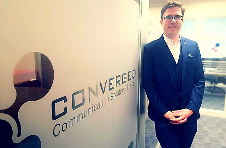 Gerry Grant, chief security officer, Converged Communication Solutions