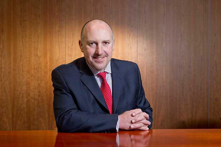 Mike Beveridge, Managing Director at Simmons Energy