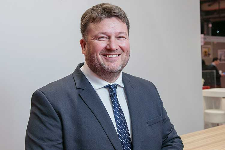 Roddy James, Chief Operating Officer
