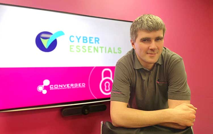 Neil Christie, managing director, Converged Communication Solutions