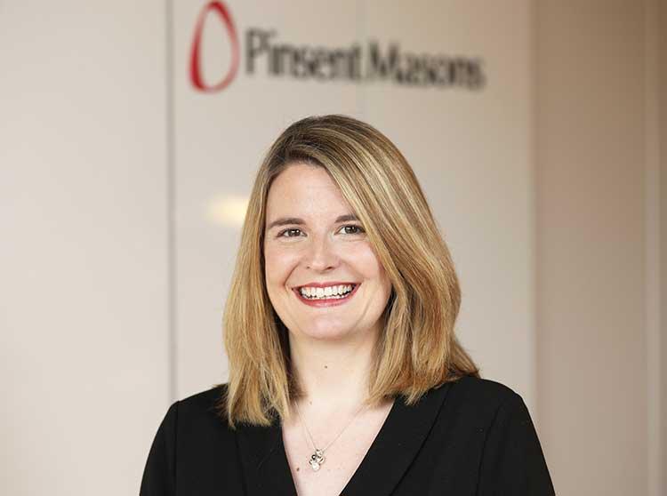 Claire Scott, Legal Director, Pinsent Masons LLP 21