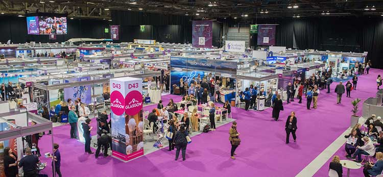 VisitScot Expo 2019