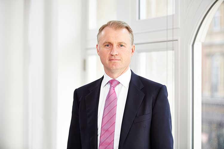 Peter O'Sullivan, Penspen's chief executive officer