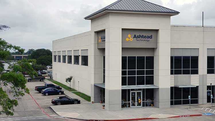 Ashtead Technology Houston Facility