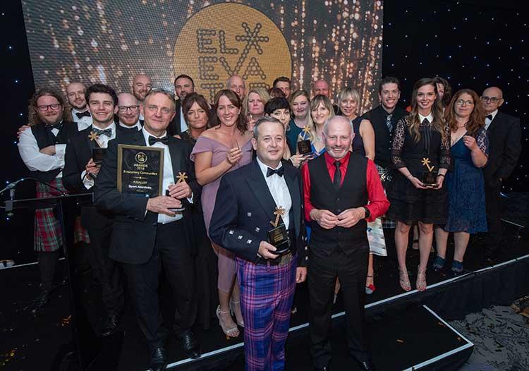 Winners of the 2019 Elevator Awards