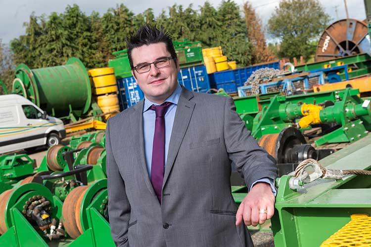 Ross Whittingham, CEO, Flowline Specialists