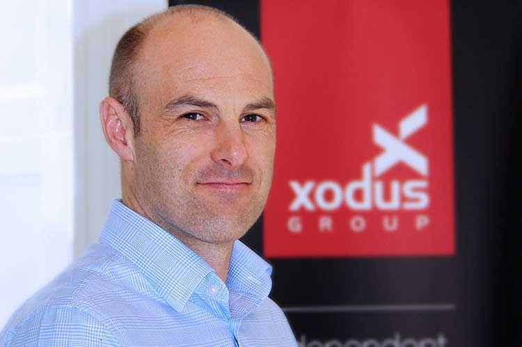 Simon Allison, Xodus' Operations Director for the APAC region