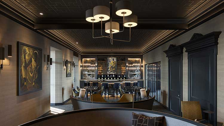 A CGI of the new Chester Bar