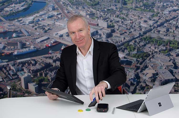 Allan Merritt, managing director at Arnlea