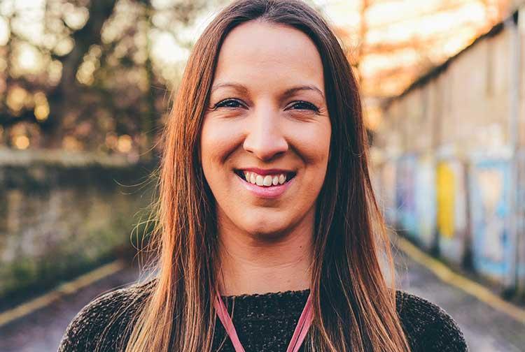 Fiona Ross, co-founder of the Urban Wellness Hub