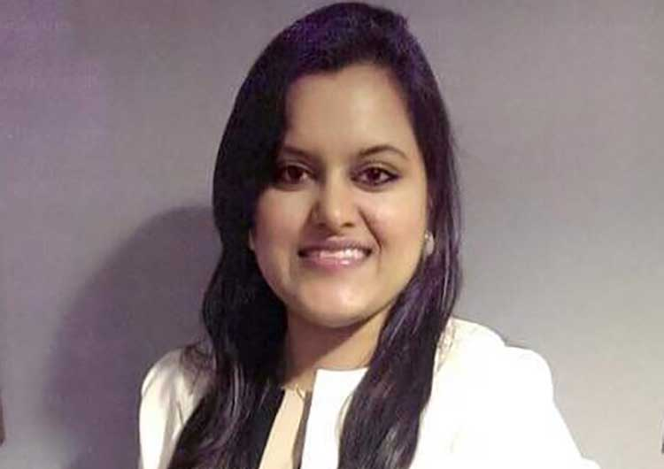 Ritika Pawar, the chair at WIN Committee