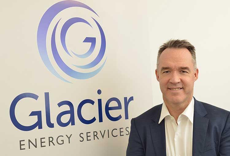 Scott Martin, Executive Chairman, Glacier