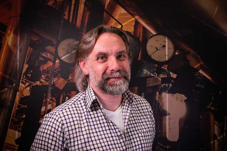 IMRANDD Managing Director Innes Auchterlonie