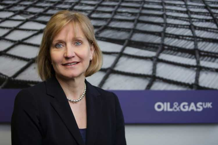Deirdre Michie, Chief Executive, Oil & Gas UK