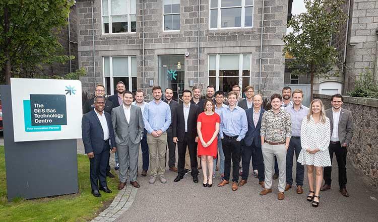 The TechX Pioneers Programme graduates