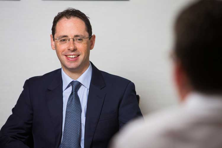 Richard Bathgate, Joint Administrator and Restructuring Partner at Johnston Carmichael