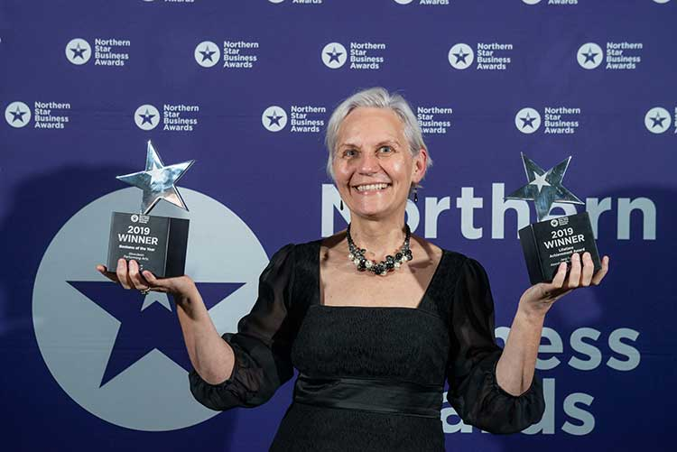 Jane Spiers, chief executive of Aberdeen Performing Arts