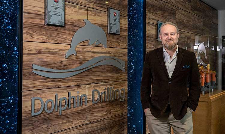 Dolphin Drilling Chief Executive Officer Bjørnar Iversen