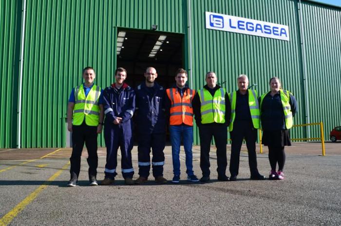 Legasea team