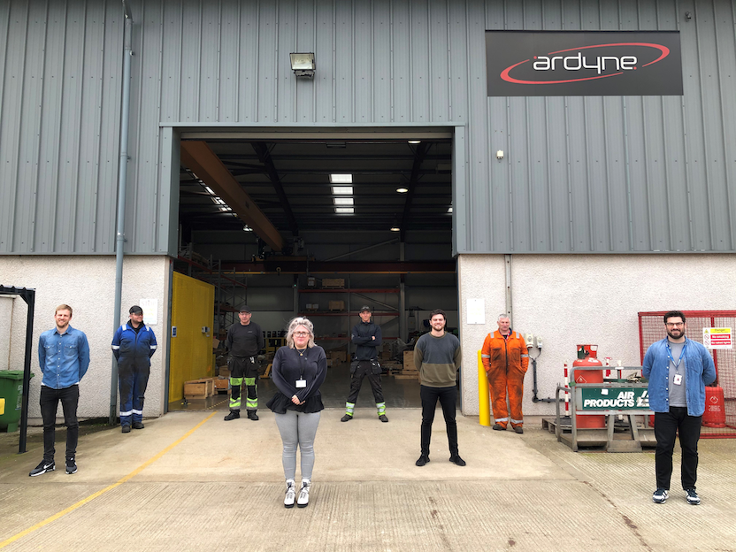 Ardyne project managers will provide onshore support for the duration of the project with the major Chinese organisation