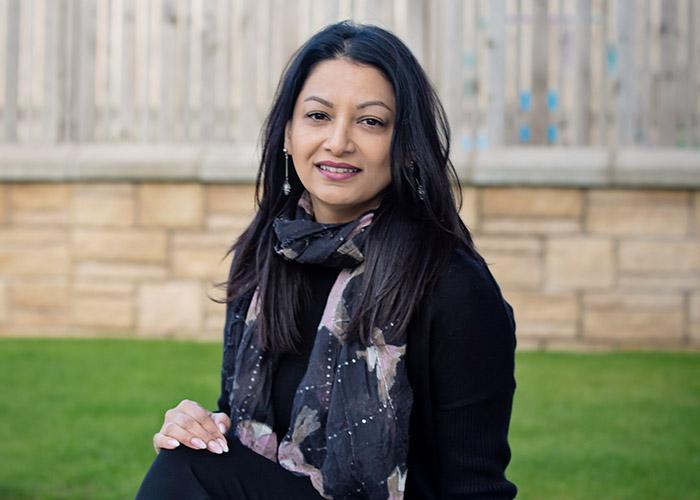 Beena Sharma, managing director at Orbis Energy Innovations