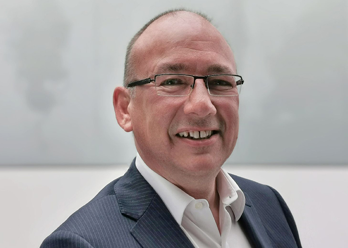Andrew Stannard, AGR chief operating officer