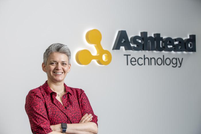 Ingrid Stewart, Ashtead Technology chief financial officer